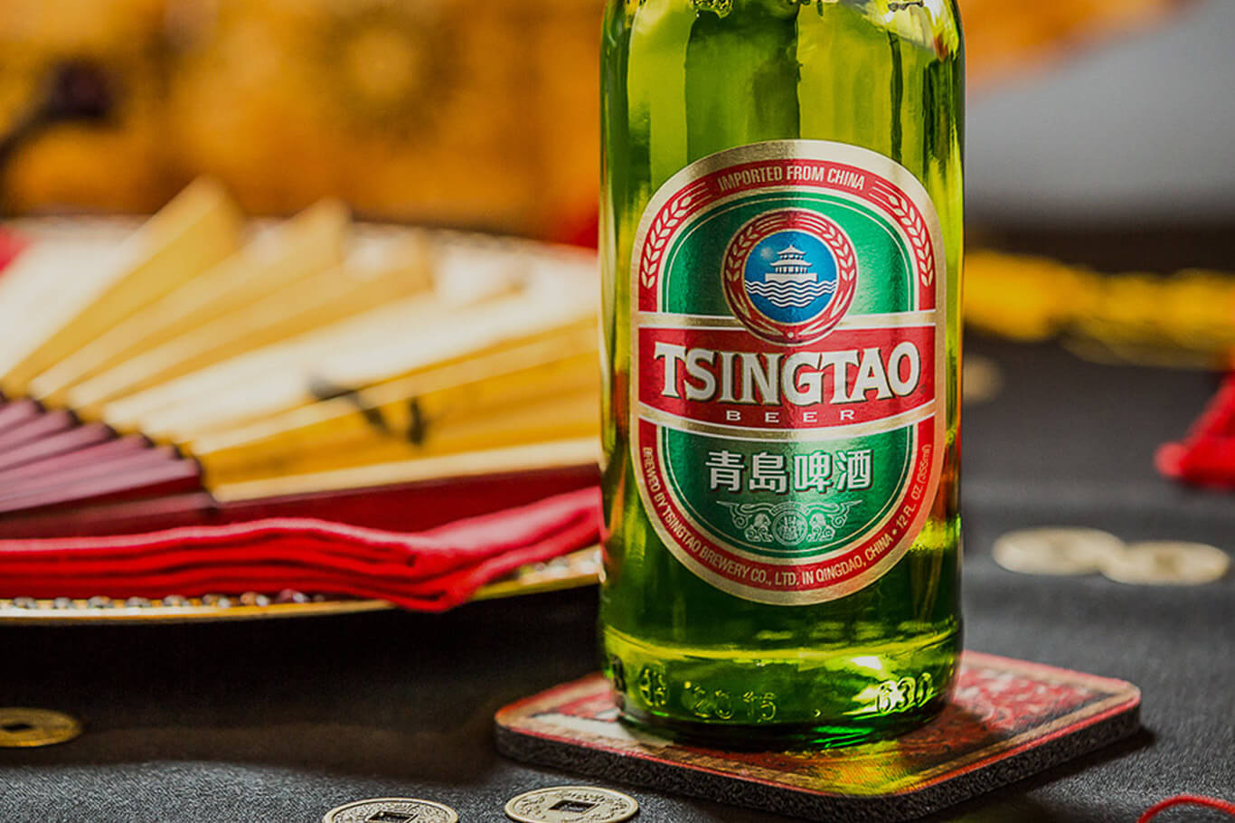kabookaboo launches Tsingtao website