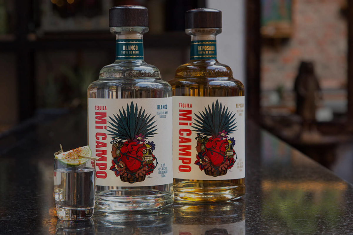 Kabookaboo Marketing - Tequila Mi Campo
