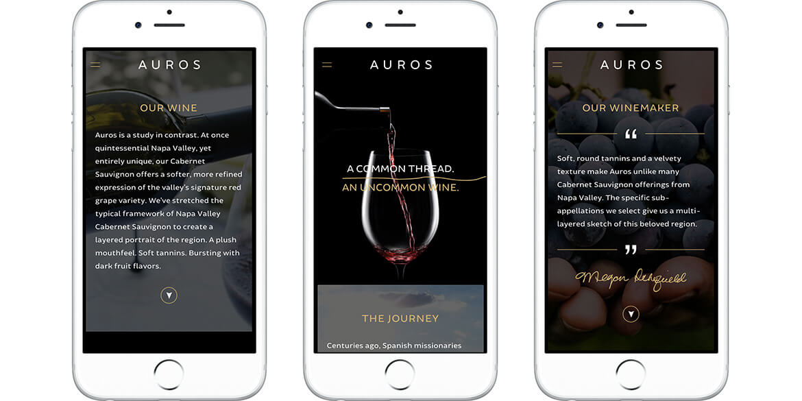 Kabookaboo Marketing - Auros Wines