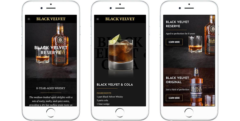 Kabookaboo Marketing - Black Velvet