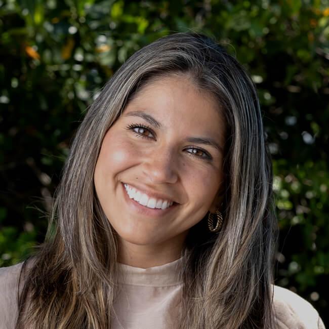 Andrea Izique - Social Media Coordinator