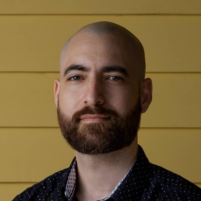 Cesar Guerrero - Director of Content Development
